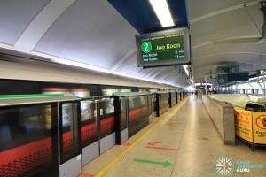 Paya Lebar MRT Station - EWL Platform B