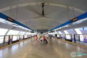 Paya Lebar MRT Station - EWL Platform