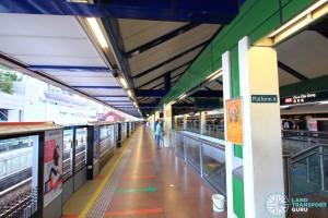 Choa Chu Kang MRT/LRT Station - NSL Platform A