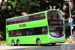 Tower Transit Volvo B9TL Wright (SG5017H) - Service 97