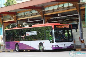 BSEP Bus from Batch 1