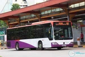 Tower Transit Mercedes-Benz O530 Citaro (SBS6373C) on Service 66