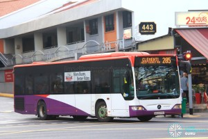 Tower Transit Mercedes-Benz Citaro (SBS6376C) - Service 285
