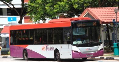 SBST Scania K230UB Euro IV (SBS8467K) - Service 26