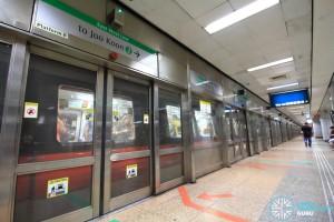 Outram Park MRT Station - EWL Platform B