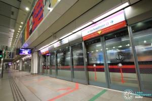 Buangkok MRT Station - Platform A