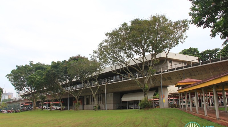 Land to be redeveloped near Yio Chu Kang MRT Station
