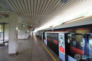 Yio Chu Kang MRT Station - Platform A