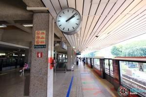 Ang Mo Kio Station: NSL Platform A