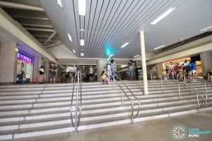 Ang Mo Kio Station: Exit A leading to station concourse