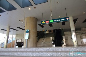 Jurong East MRT Station - East Exit B