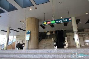 Jurong East MRT Station - East Exit B
