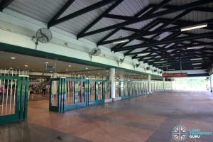 Kranji MRT Station - South Exit
