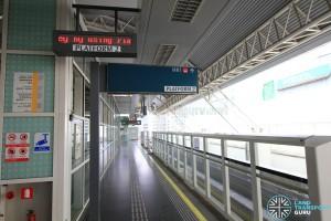 Sengkang MRT/LRT Station - SKLRT Platform 2