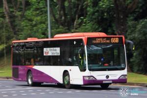 Tower Transit Mercedes-Benz Citaro (SBS6345S) - Service 66B