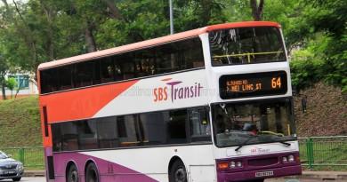 SBS Transit Dennis Trident III (SBS9673A)