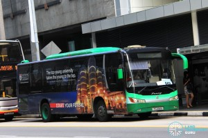 Tong Tar Transport Service Zhongtong LCK6103G (PC232S) - City Direct 669