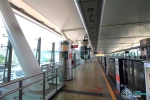 Dover MRT Station - Platform A