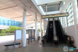 Dover MRT Station - Exit B