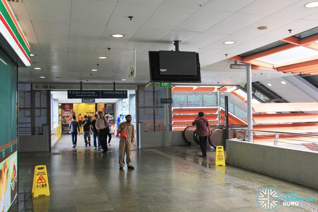 Joo Koon MRT Station - Linkbridge