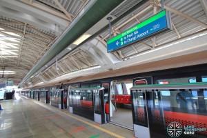 Joo Koon MRT Station - Platform B