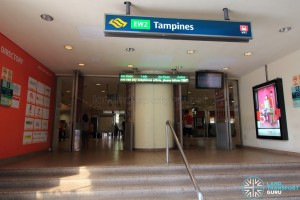 Tampines MRT Station - Exit B