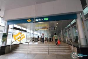 Bedok MRT Station - Exit B