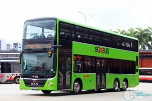 SMRT MAN A95 (SG5771M) - Service 963