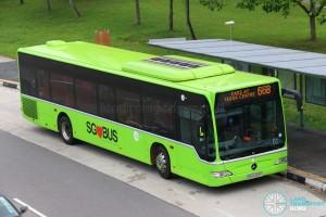 Tower Transit Mercedes-Benz O530 Citaro (SBS6329P) - Service 66B
