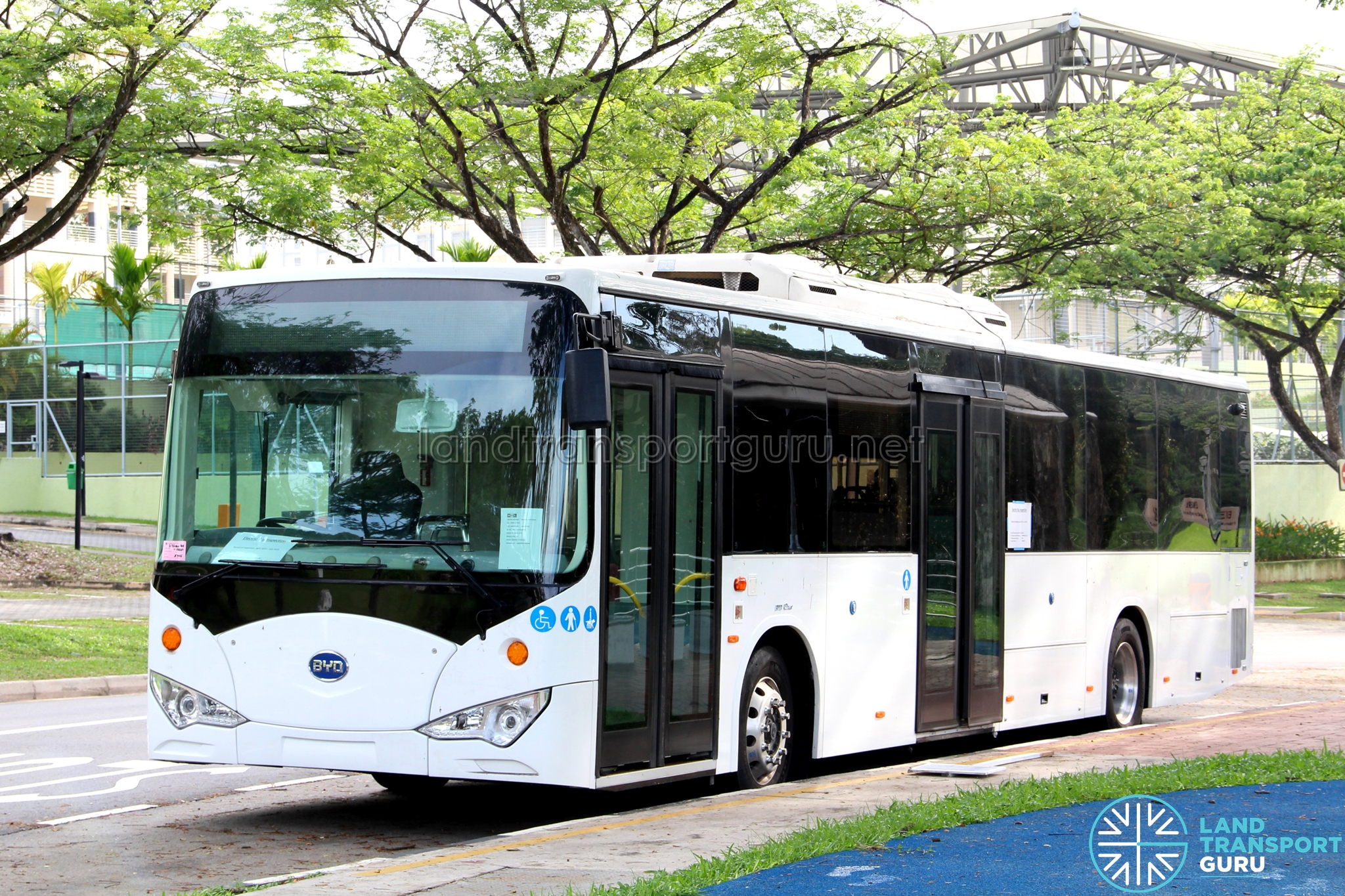 BYD K9 Electric Bus