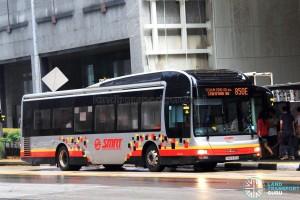 SMRT MAN NL323F (SMB1539S) - Service 850E