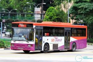 SBS Transit Volvo B10M MkIV DM3500 (SBS2837R) - Service 191