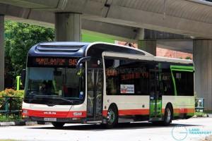 Tower Transit MAN NL323F A22 (SMB3055H) - Service 945