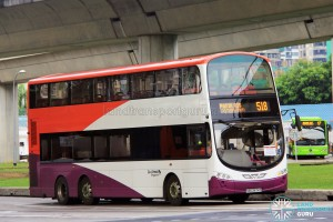 Go-Ahead Volvo B9TL Wright (SBS3474YH) - Service 518