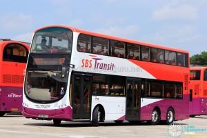 SBS Transit Volvo B9TL Wright (SBS3512X) - Service 47