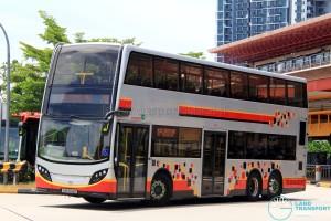 Tower Transit Alexander Dennis Enviro500 (SMB3518P) - Service 78