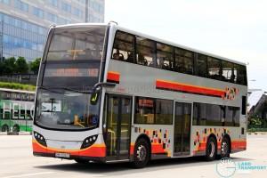 Tower Transit Alexander Dennis Enviro500 (SMB3582C) - Service 143