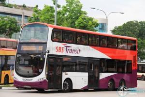 SBS Transit Volvo B9TL Wright (SBS3798M) - Service 65