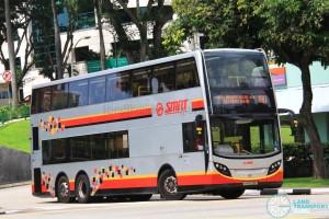 SMRT Alexander Dennis Enviro500 (SMB5028Z) - Service 190