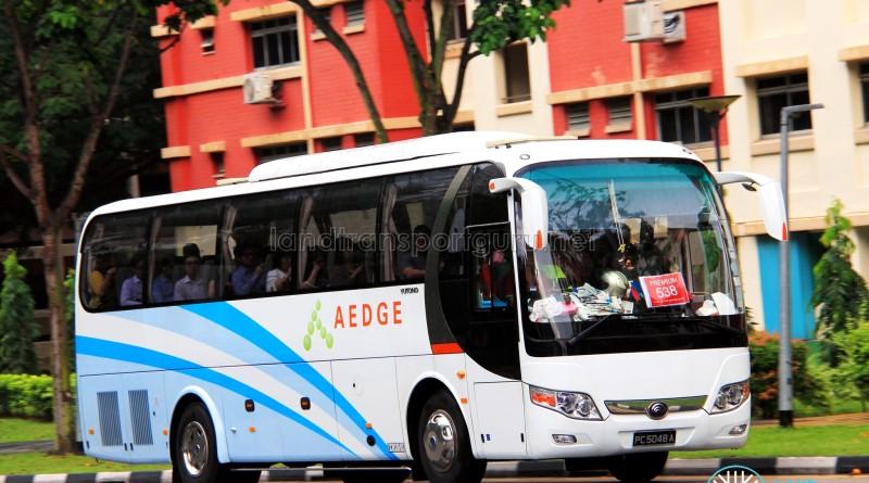 Aedge Yutong ZK6107H AUTO (PC5048A) Premium 538