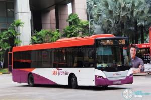 SBS Transit Scania K230UB Euro V (SBS5050Z) - Service 238