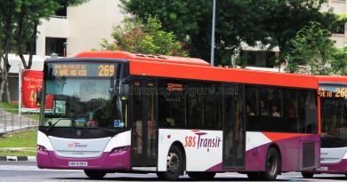 SBS Transit Scania K230UB Euro V (SBS5136K) - Service 269