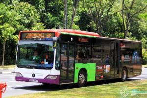 Tower Transit Mercedes-Benz Citaro (SBS6386Z) - Service 66