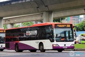 Go-Ahead Mercedes-Benz Citaro (SBS6504A) - Service 358