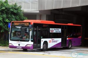 SBS Transit Mercedes-Benz Citaro (SBS6506U) - Service 228