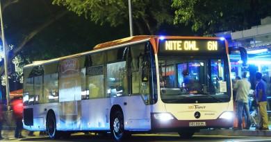 SBST Mercedes-Benz O530 Citaro (SBS6608J) - Nite Owl 6N