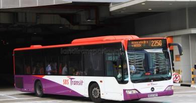 SBS Transit Mercedes-Benz Citaro (SBS6788Y) - Service 225G