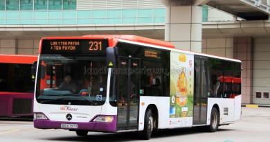 SBS Transit Mercedes-Benz Citaro (SBS6797X) - Service 231
