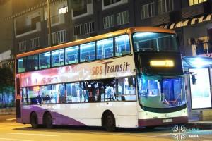 SBS Transit Volvo B9TL CDGE (SBS7427H) - Service 76A