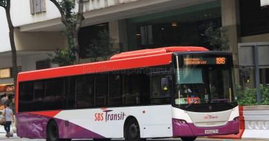 SBS Transit Scania K230UB (SBS8271H) - Service 186